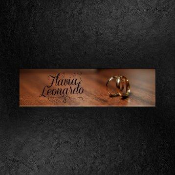 30x30 Leo e Flavia   Album aprovação