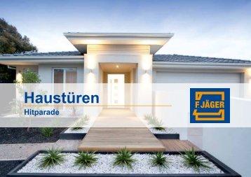 Haustür Hitparade 2017 - Franz Jäger GmbH