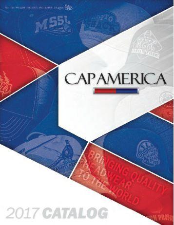 CAP AMERICA 2017 Catalog