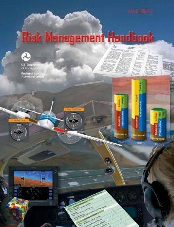 Risk Management Handbook - FAA