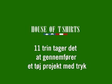 House of T-shirt