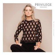 Catalogo Privilege Otoño Invierno 2017