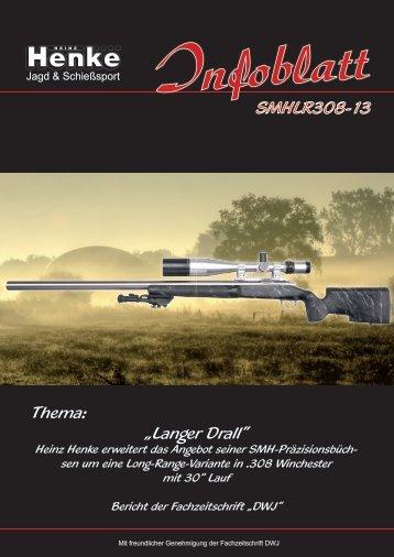 Henke-Infoblatt SMH A5 LongRange Kal. 308