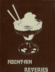 Georgia-Cumberland Academy - Fountain Reveries - 1982