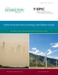Twelve Economic Facts on Energy and Climate Change