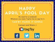 HappyApril's fool day