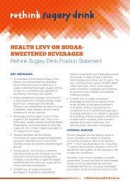 health-levy-on-sugar-position-statement
