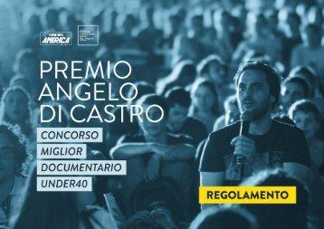 PREMIO ANGELO DI CASTRO
