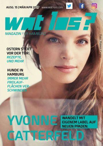 Wat Los? / Ausgabe 03 - 2017