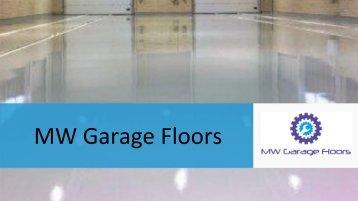 Garage Floor Epoxy Services