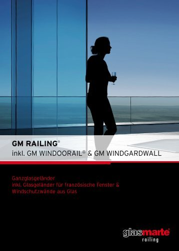 GM RAILING - Factsheet