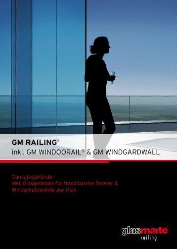 GM RAILING - Factsheet