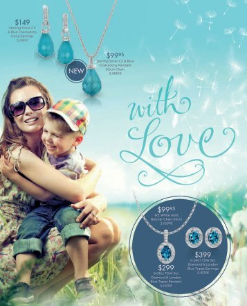 Showcase Jewellers Mother's Day Catalogue 2017 - AU