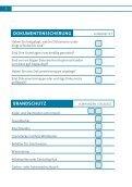 Checkliste - Seite 7