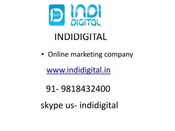 Wordpress website design and development company India with unlimited pages