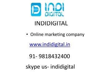 How to get Ecommerce web Design Delhi