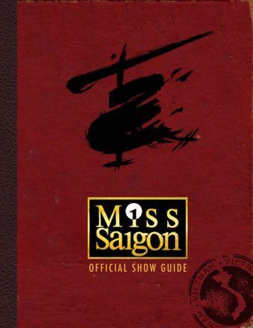 Miss Saigon : Official Show Guide