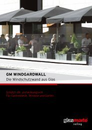GM WINDGARDWALL - Produktreport