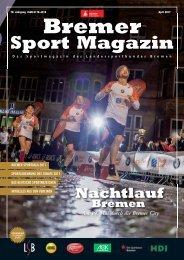 BREMER SPORT Magazin | April 2017