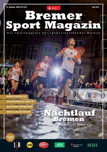 BREMER SPORT Magazin | April 2017