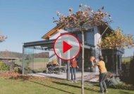 Wind- Wetter- und Schallschutz - Video