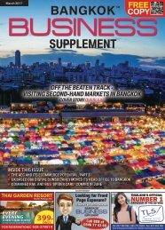 Bangkok Business Supplement - March 2017