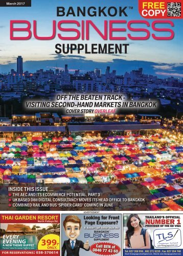Bangkok Business Supplement - March 2017