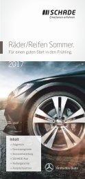 SCHADE Räder/Reifen Sommer Mercedes-Benz