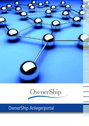 bei Ihrem persönlichen Online-Service! - Ownership Treuhand