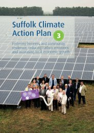 Suffolk Climate Action Plan