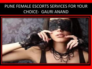 Book entire night Escorts Services- Gauri Anand