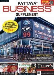 Pattaya Business Supplement - Feb 2017