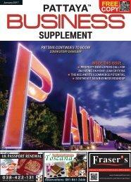 Pattaya Business Supplement - Jan 2017