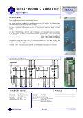 Motormodul - einstufig - SZ Regel - Seite 7