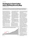 Economic Impact of Asia's Security Risks - Page 3