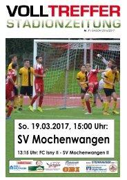 7. Ausgabe Stadionzeitung 2016/17