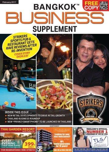 Bangkok Business Supplement - Feb 2017