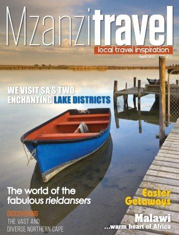 Mzanzi Travel - Local Travel Inspiration (Issue 5)