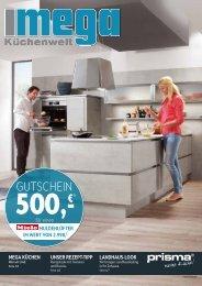 MEGA Küchenwelt Schwandorf - aktueller Prospekt
