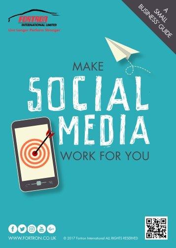 Fortron Social Media Booklet