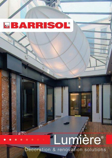 Barrisol Lumini Solutii pentru Renovare si Decorare