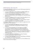 Sony PCG-F190 - PCG-F190 Istruzioni per l'uso Francese - Page 7