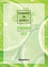 AMAZON CATÁLOGO SUMMER IN MARCH CALIDAD NORMAL