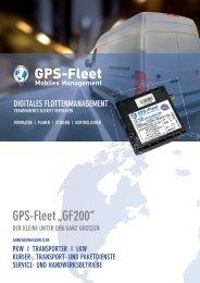 Datenblatt NEU GF200 (D YUMPU)