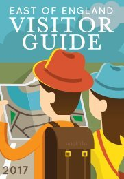 East of England Visitor Guide