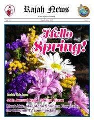 Rajah News - April