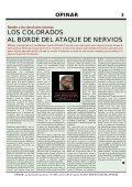 LOS COLORADOS AL BORDE DEL ATAQUE DE NERVIOS - Page 3