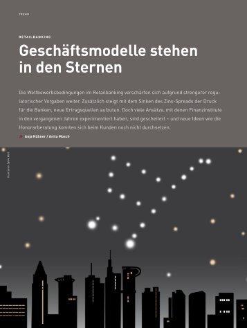 geschäftsmodelle stehen in den Sternen - Investors Marketing AG