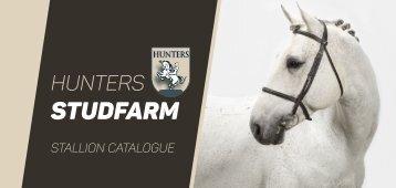 Hunters Studfarm Stallion Catalogue