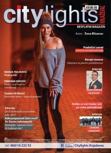 Citylights Knjazevac april 2017